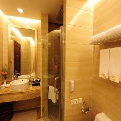 Zhangjiajie Chentian Hotel ванная