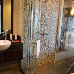 Muong Thanh Three Star Hotel Халонг ванная