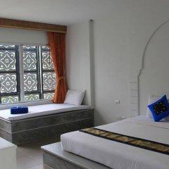 Отель Dinar Lodge пляж Банг-Тао комната для гостей фото 5