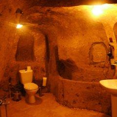 Cappadocia Ihlara Mansions & Caves Турция, Гюзельюрт - отзывы, цены и фото номеров - забронировать отель Cappadocia Ihlara Mansions & Caves онлайн ванная