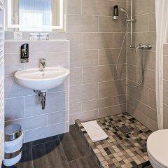 Отель Arktur City Берлин ванная