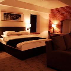 Отель The Granary - La Suite Hotel Польша, Район четырех религий - отзывы, цены и фото номеров - забронировать отель The Granary - La Suite Hotel онлайн сейф в номере