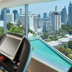Отель Park Hyatt Bangkok бассейн