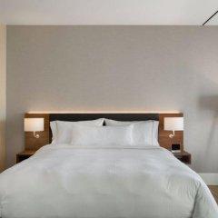 Отель Element Amsterdam Студия с различными типами кроватей