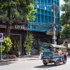 Azure Hostel Bangkok Бангкок городской автобус