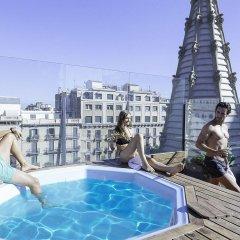 Urbany Hostel Bcn Go! Барселона бассейн