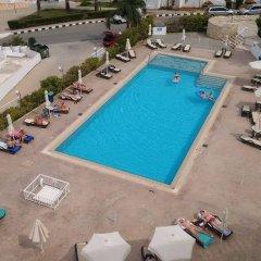 Отель Trizas Hotel Apartments Кипр, Протарас - отзывы, цены и фото номеров - забронировать отель Trizas Hotel Apartments онлайн бассейн фото 3