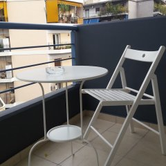 Апартаменты Elvita Apartments 2 балкон