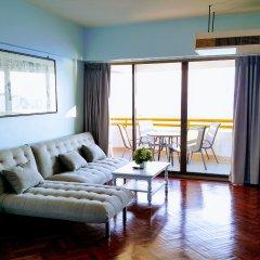 Отель Sunshine Beach Condotel by Komtana На Чом Тхиан комната для гостей фото 2