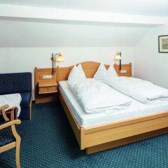 Отель Pension Schiessling Аниф комната для гостей фото 4