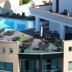 Отель The Lince Madeira Lido Atlantic Great Hotel Португалия, Фуншал - 1 отзыв об отеле, цены и фото номеров - забронировать отель The Lince Madeira Lido Atlantic Great Hotel онлайн бассейн