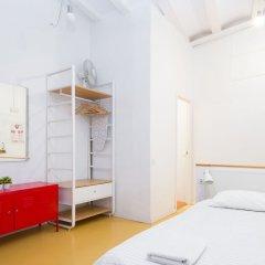 Отель Hospital Испания, Барселона - отзывы, цены и фото номеров - забронировать отель Hospital онлайн комната для гостей фото 2