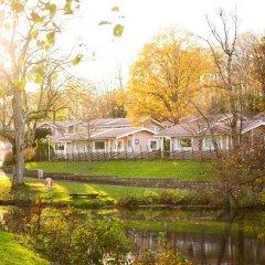 Отель Lisebergsbyn Karralund Швеция, Гётеборг - отзывы, цены и фото номеров - забронировать отель Lisebergsbyn Karralund онлайн приотельная территория