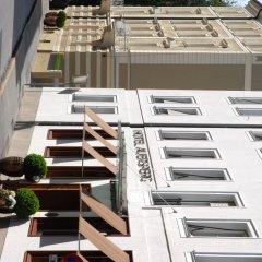 Hotel & Villa Auersperg балкон
