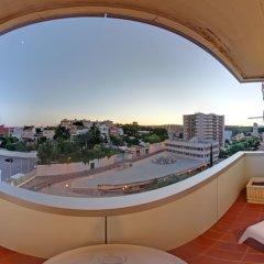 Hotel President балкон