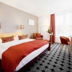 Отель Mövenpick Hotel Nürnberg Airport Германия, Нюрнберг - отзывы, цены и фото номеров - забронировать отель Mövenpick Hotel Nürnberg Airport онлайн комната для гостей