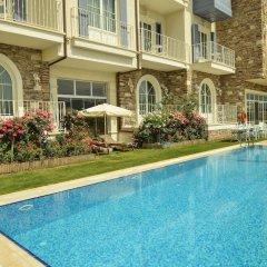 Отель Nea Efessos бассейн фото 3