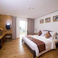 Отель EDELE Нячанг комната для гостей