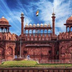 Отель Crowne Plaza New Delhi Rohini Индия, Нью-Дели - отзывы, цены и фото номеров - забронировать отель Crowne Plaza New Delhi Rohini онлайн фото 2