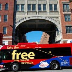 Отель Bethesda Court Hotel США, Бетесда - отзывы, цены и фото номеров - забронировать отель Bethesda Court Hotel онлайн фото 12