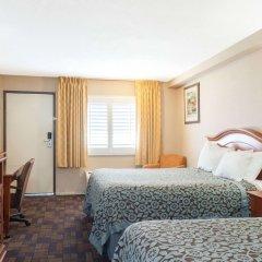 Отель Days Inn by Wyndham Alhambra CA комната для гостей