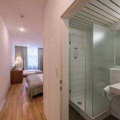 Отель Benediktushaus Австрия, Вена - отзывы, цены и фото номеров - забронировать отель Benediktushaus онлайн ванная фото 2