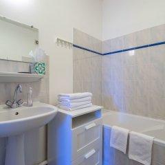 Отель Cosy Bastille Франция, Париж - отзывы, цены и фото номеров - забронировать отель Cosy Bastille онлайн ванная