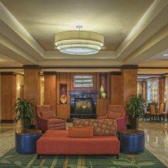 Отель Fairfield Inn by Marriott Washington D.C. США, Вашингтон - отзывы, цены и фото номеров - забронировать отель Fairfield Inn by Marriott Washington D.C. онлайн интерьер отеля фото 3