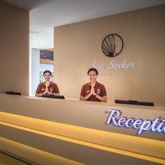 Отель Sea Seeker Krabi Resort интерьер отеля