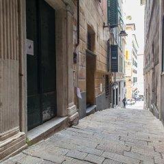 Ostellin Genova Hostel Генуя балкон