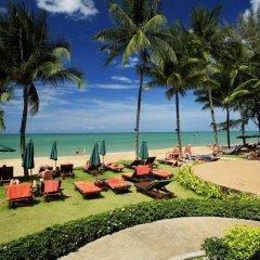 Отель Khaolak Bay Front Resort пляж