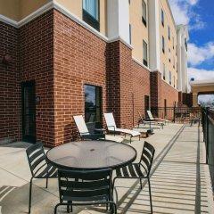 Отель Hampton Inn & Suites Effingham фото 4