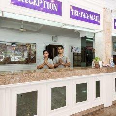 Отель Seashore Pattaya Resort интерьер отеля фото 3