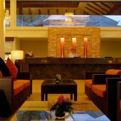 Отель Laguna Holiday Club Phuket Resort пляж Банг-Тао интерьер отеля фото 3