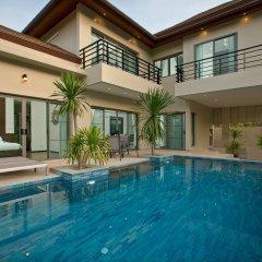 Отель Villa Maluku Пхукет бассейн фото 2