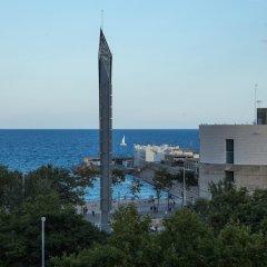Отель Alcam Vila Olímpica пляж фото 2