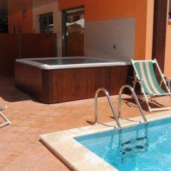 Hotel Prestige Римини бассейн фото 3