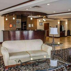 Отель Comfort Suites Saraland интерьер отеля фото 2