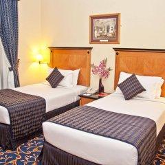 Отель Regal Plaza Hotel ОАЭ, Дубай - 2 отзыва об отеле, цены и фото номеров - забронировать отель Regal Plaza Hotel онлайн комната для гостей фото 3