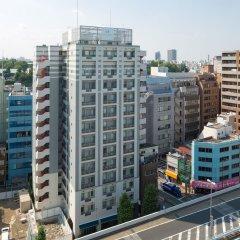 Отель Ueno Hotel Япония, Токио - отзывы, цены и фото номеров - забронировать отель Ueno Hotel онлайн балкон