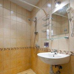 Отель Жилое помещение Друзья у Эрмитажа Санкт-Петербург ванная
