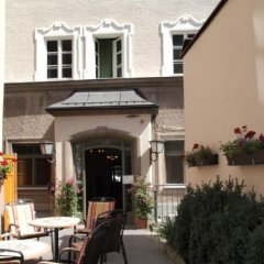 Отель Schwarzes Rossl Зальцбург фото 4