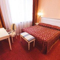 Бизнес Отель Евразия 4* Стандартный номер разные типы кроватей фото 6