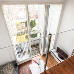 Апартаменты Stavanger Small Apartments балкон