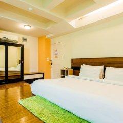Отель Phuket Center Apartment Таиланд, Пхукет - 8 отзывов об отеле, цены и фото номеров - забронировать отель Phuket Center Apartment онлайн комната для гостей фото 2