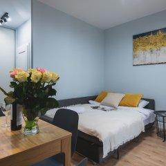 Отель P&O Apartments Wagonowa Польша, Варшава - отзывы, цены и фото номеров - забронировать отель P&O Apartments Wagonowa онлайн комната для гостей фото 5
