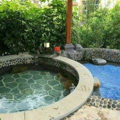 Отель Healthy Valley Private Hot Spring Villa бассейн фото 2