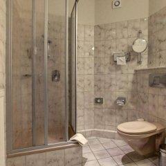 Отель Landhaus Seela Германия, Брауншвейг - отзывы, цены и фото номеров - забронировать отель Landhaus Seela онлайн ванная