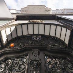 Отель Penthouse Stephansplatz балкон