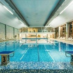Отель Perelik Hotel Болгария, Пампорово - отзывы, цены и фото номеров - забронировать отель Perelik Hotel онлайн бассейн
